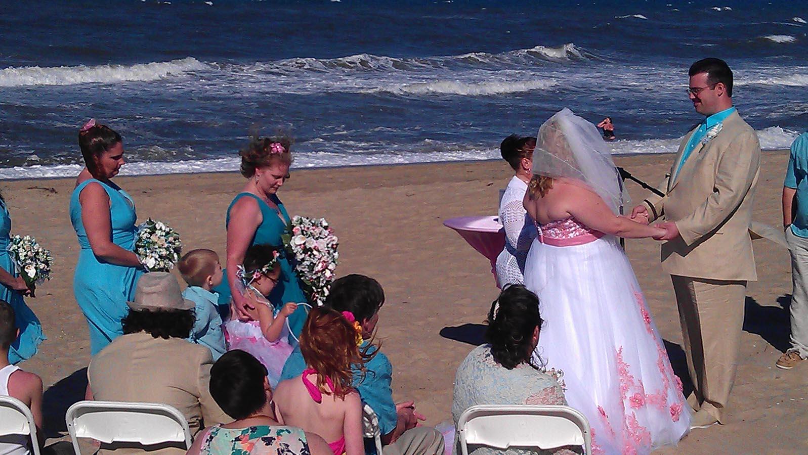 Obx Wedding1